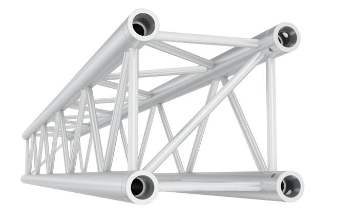 JTE Quatro (4CF30) Truss – Medium-duty conical solution